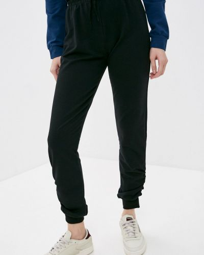 Черные спортивные брюки Trendyol