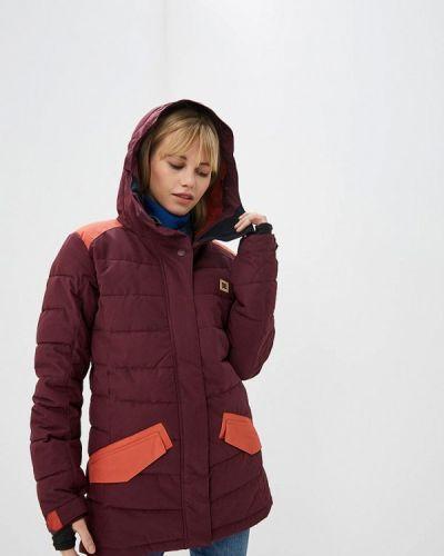Куртка горнолыжная - красная Dc Shoes