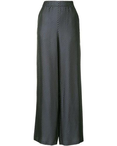 Брюки палаццо брюки-хулиганы Zero + Maria Cornejo