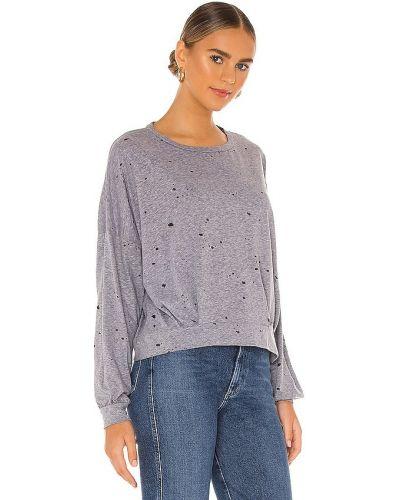 Bawełna bawełna pulower z siatką Michael Lauren