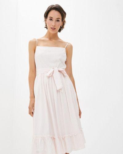 Розовое сарафан Lusio