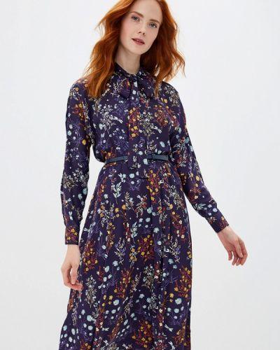 Платье прямое осеннее Woman Ego