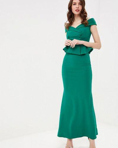 Вечернее платье весеннее королевы City Goddess