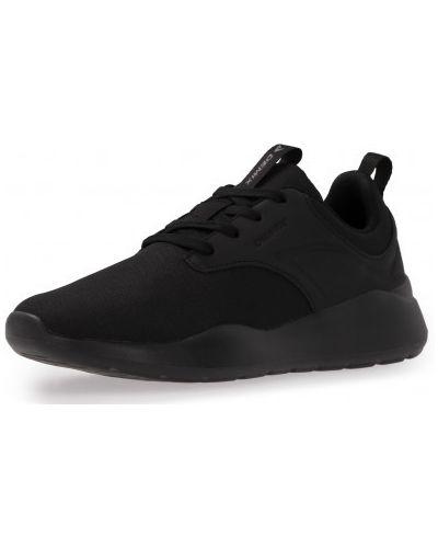 Спортивные кроссовки - черные Demix