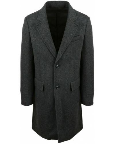 Szary płaszcz Ami Paris