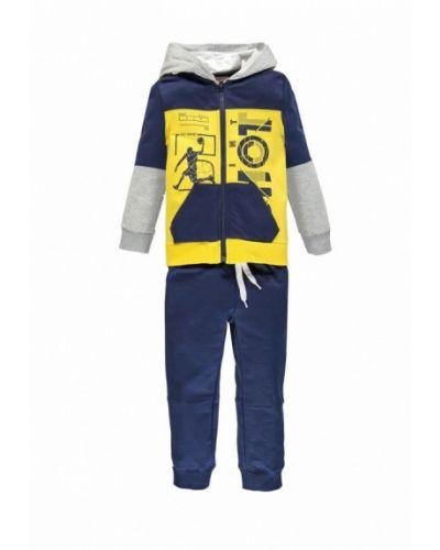 Спортивный костюм желтый синий Brums