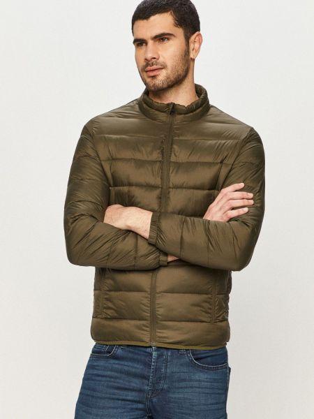 Стеганая куртка - зеленая Produkt By Jack & Jones