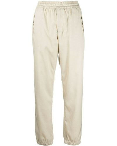 Spodnie - beżowe Givenchy