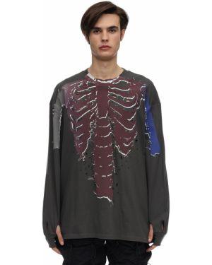 Koszula z długim rękawem długa z mankietami 99percentis