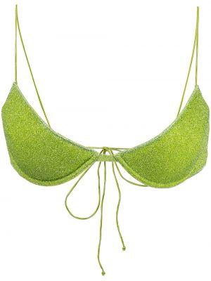Бикини - зеленый Oseree