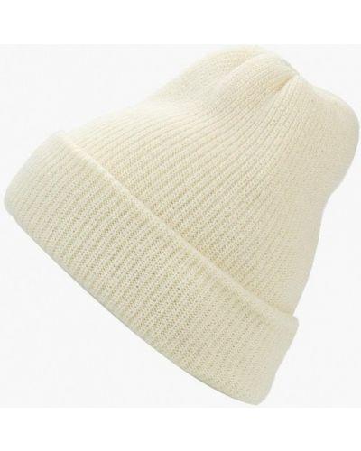 Белая шапка осенняя Kawaii Factory
