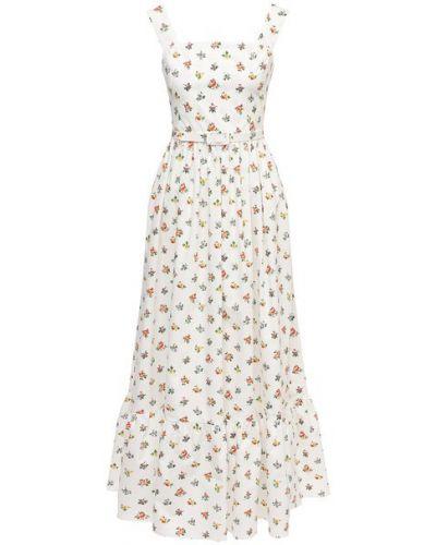 Хлопковое платье - белое Tak.ori