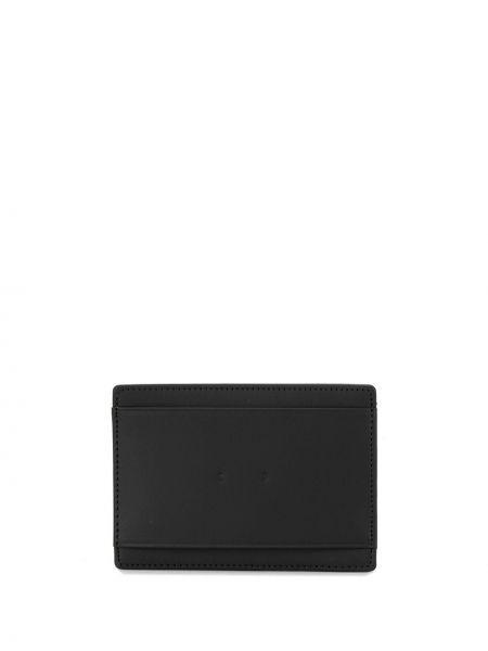 Черный кошелек прямоугольный Pb 0110