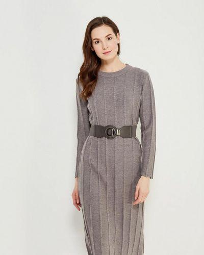 Серое платье Conso Wear