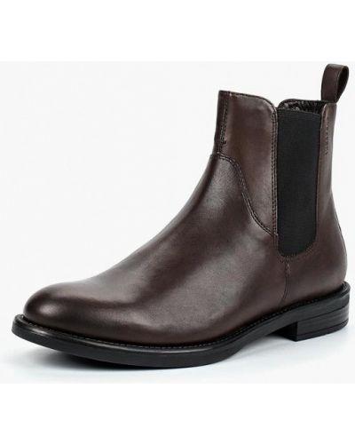 Ботинки челси осенние кожаные Vagabond