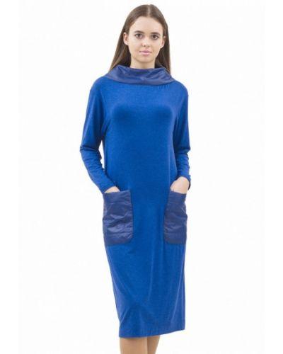 Повседневное синее платье Doctor E