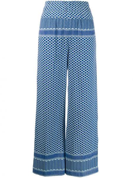 Свободные брюки с поясом свободного кроя Cecilie Copenhagen