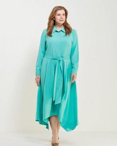 Бирюзовое платье Svesta