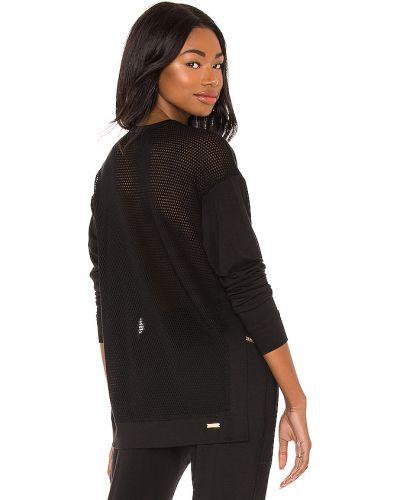 Czarna bluza miejska Alala