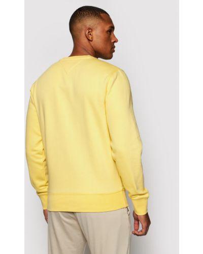 Żółta bluza Tommy Hilfiger