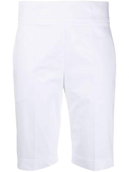 Белые шорты с карманами D.exterior