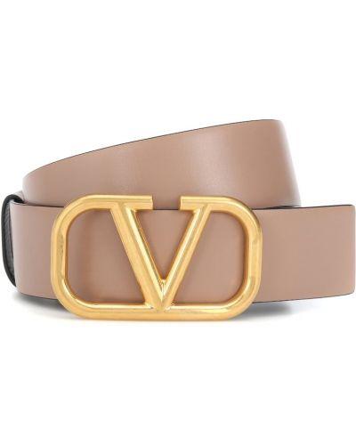 Ремень металлический золотой Valentino Garavani