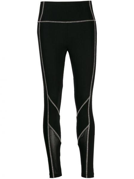 Облегающие черные брюки Karl Lagerfeld