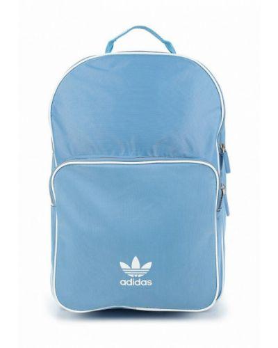 Голубой рюкзак Adidas Originals