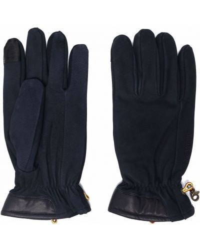 Rękawiczki skorzane - czarne Timberland
