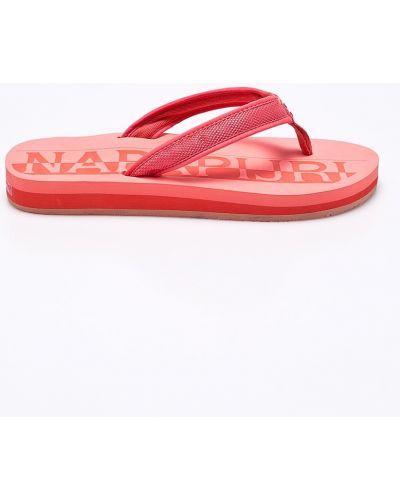 Фиолетовые сандалии Napapijri
