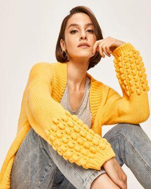 Sweter z wzorem Answear