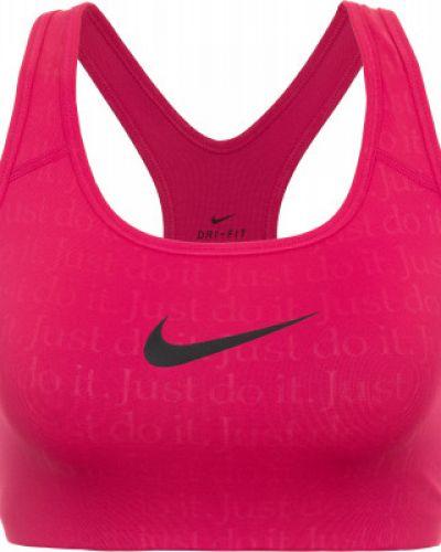 Розовый спортивный костюм для фитнеса Nike