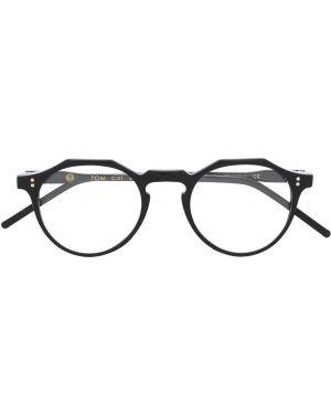 Черные очки для зрения круглые Kyme
