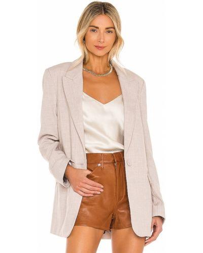 Домашний теплый бежевый пиджак Bardot