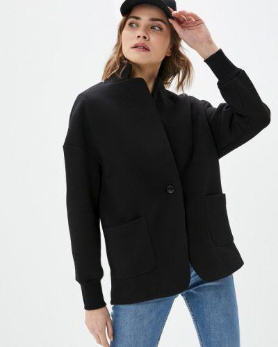 Черный пиджак Sultanna Frantsuzova