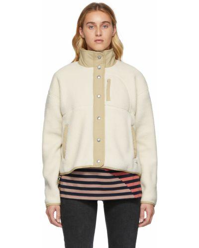Флисовая куртка - бежевая The North Face