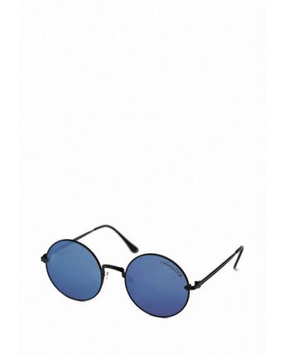 Черные солнцезащитные очки Luckylook