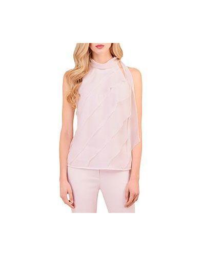 Розовая блузка Luisa Spagnoli