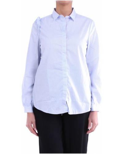 Niebieska bluzka Aglini