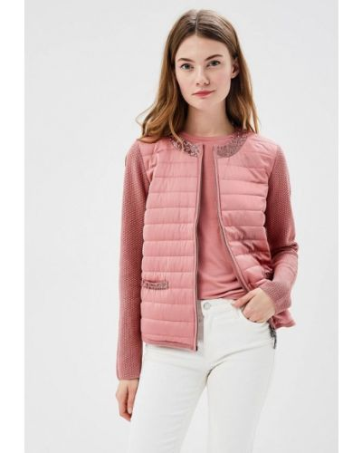 Розовая утепленная куртка Betty Barclay