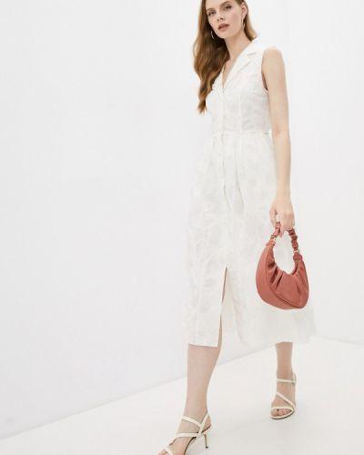 Повседневное белое платье Dkny