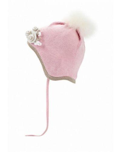 Шапка польская розовый Jamiks
