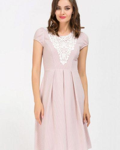 Летнее платье розовое Remix