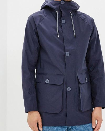 Синяя куртка Helly Hansen