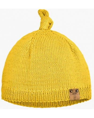 Желтая шапка весенняя Anmerino