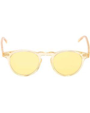 Żółte okulary Rewop Milano