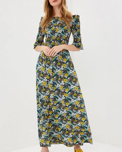 Платье с открытыми плечами весеннее Care Of You