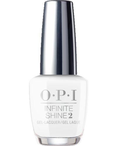 Лак для ногтей белый яркий Opi