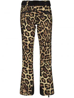 Горнолыжные брюки - коричневые Goldbergh