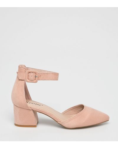 Розовые туфли Answear